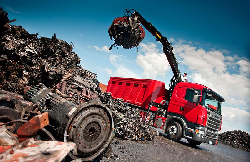 Лицензия на лом черных металлов